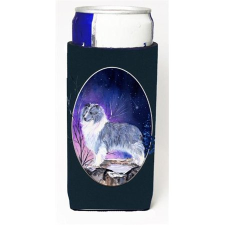 Carolines Treasures SS8073MUK Sheltie Michelob Ultra s For Slim Cans - 12 oz. - image 1 of 1