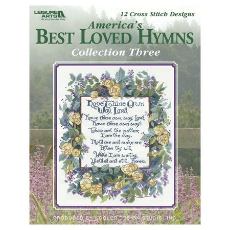 Leisure Arts-America's Best Loved Hymns #3 - image 1 de 1