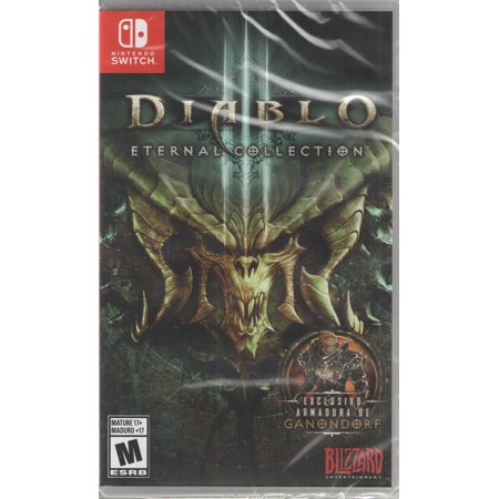 Diablo 3 Eternal Collection - Nintendo Switch (Spanish
