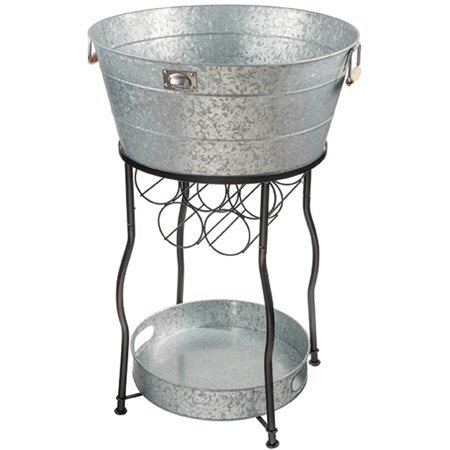 Outdoors Unlimited 10380 Oasis Party Station with Tub & Stand