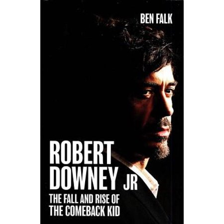 Robert Downey Jr. - eBook (Robert Downey Jr Best Actor)