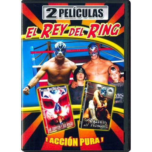 El Rey Del Ring (2 Pack) (Spanish)