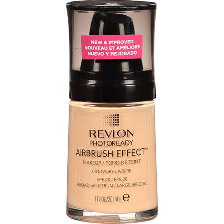 Revlon Photoready Airbrush Effect Foundation, 1 fl Oz
