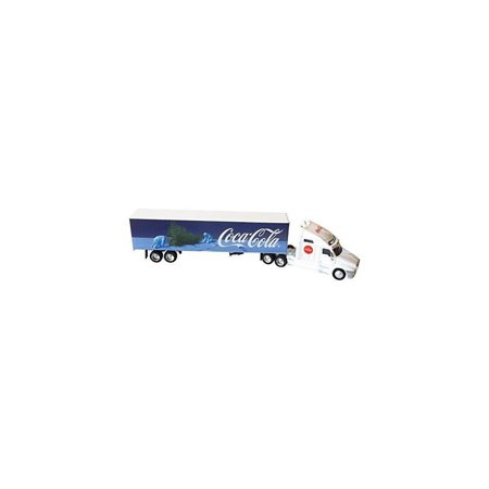 Scale Model Collectors (Coca Cola 1:64 Scale Christmas Bears and Trees Long-Hauler Die Cast Collectors Model by)