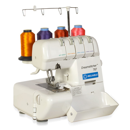 Reliable Corporation DreamStitcher Two needle, 2/3/4 Thread Portable Serger