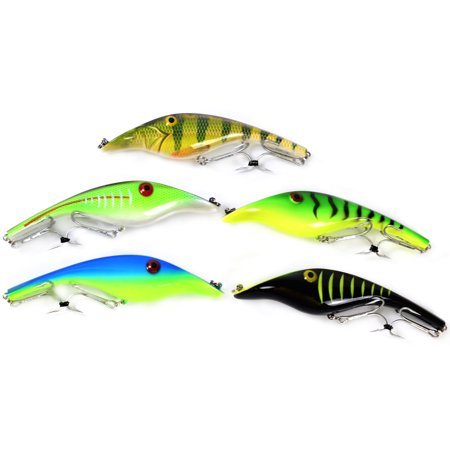 5.5in / 1.5oz Bionic Fishing Lure Hard Body Sinking Bait Fishing Bass Lure Fishing Lure Artificial Bait Lifelike Crankbait Hooks Fishing Tackle - image 6 of 7