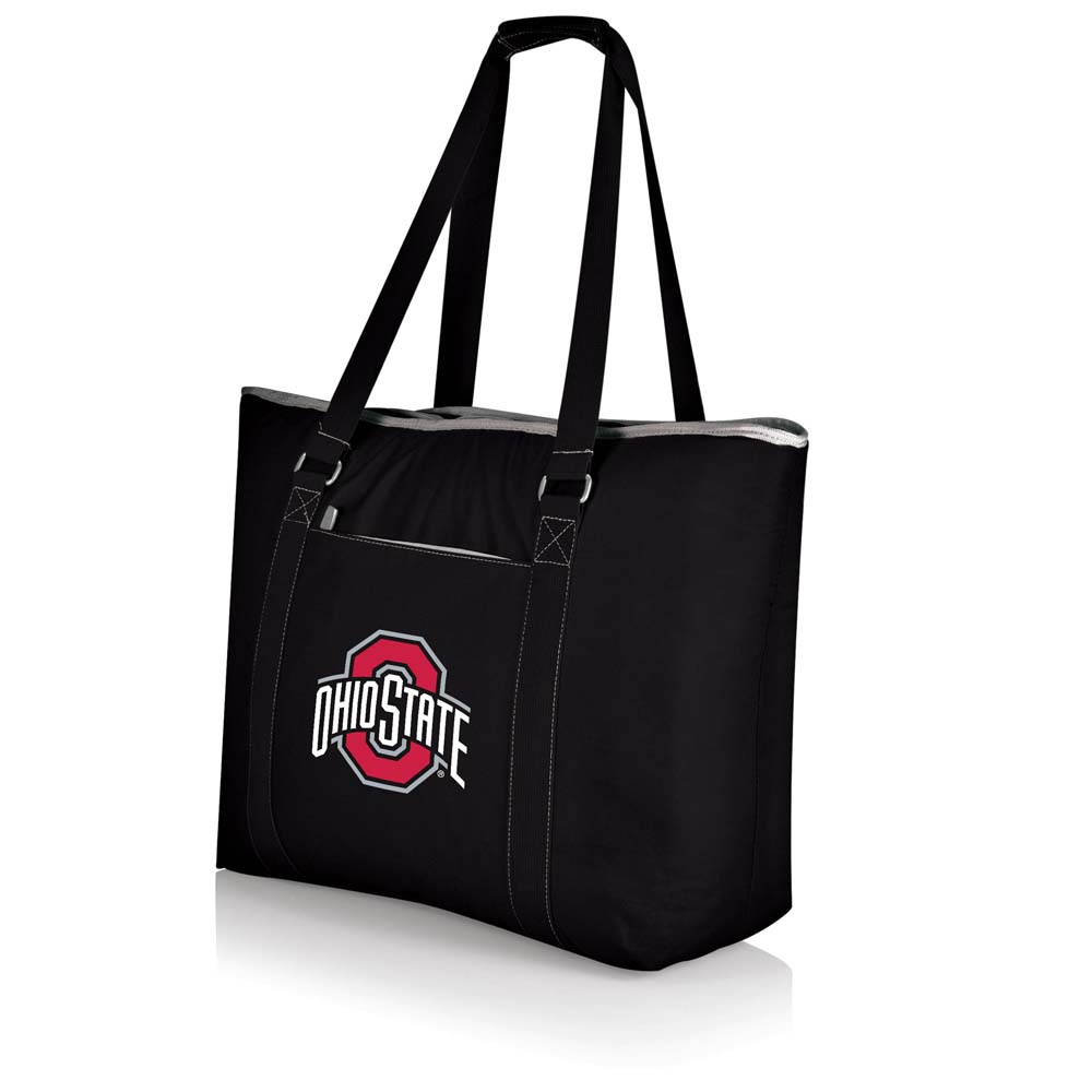 """Picnic Time Tahoe Cooler Tote Ohio State Buckeyes Print  23"""" x 8.25"""" x 17"""""""