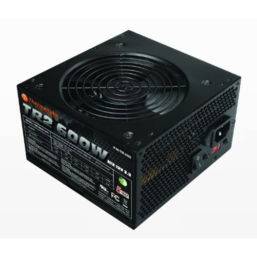Thermaltake TR2 600W 12V ATX Computer Desktop PC Power Supply - TR-600CUS