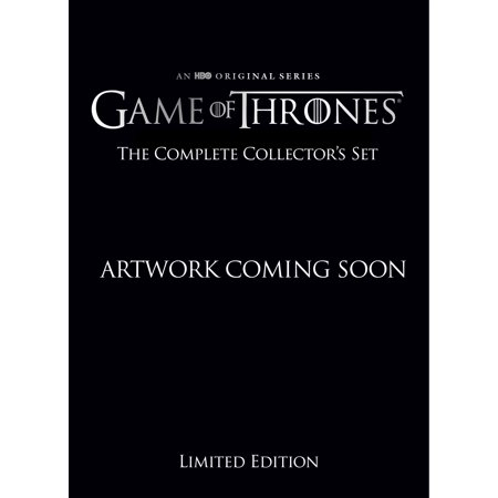 Game Of Thrones: S1-8 Limited Edition Collector