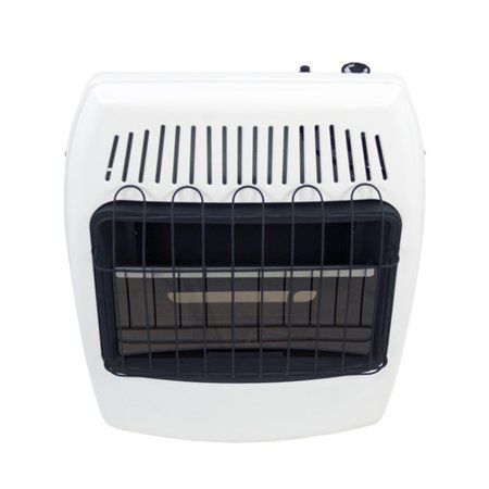 Dyna Glo Bf20nmdg 20 000 Btu Blue Flame Natural Gas Vent Free Wall Heater