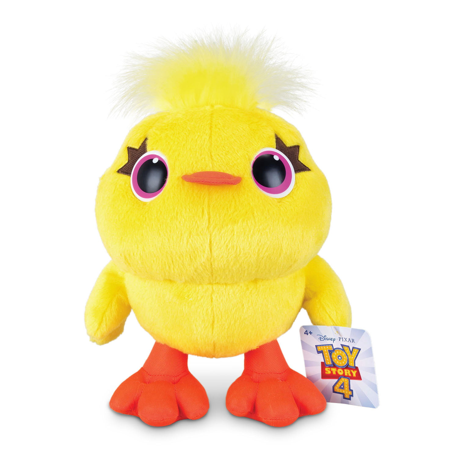 Toy Story 4 DUCKY Huggable Plush