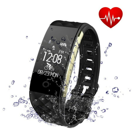 Tagital Fitness Tracker Waterproof Activity Tracker with Heart Rate Monitor Sleep Monitor