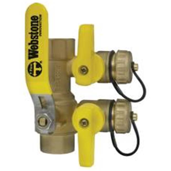 Webstone 106896 Purge And Fill Valve .25 In. Ips