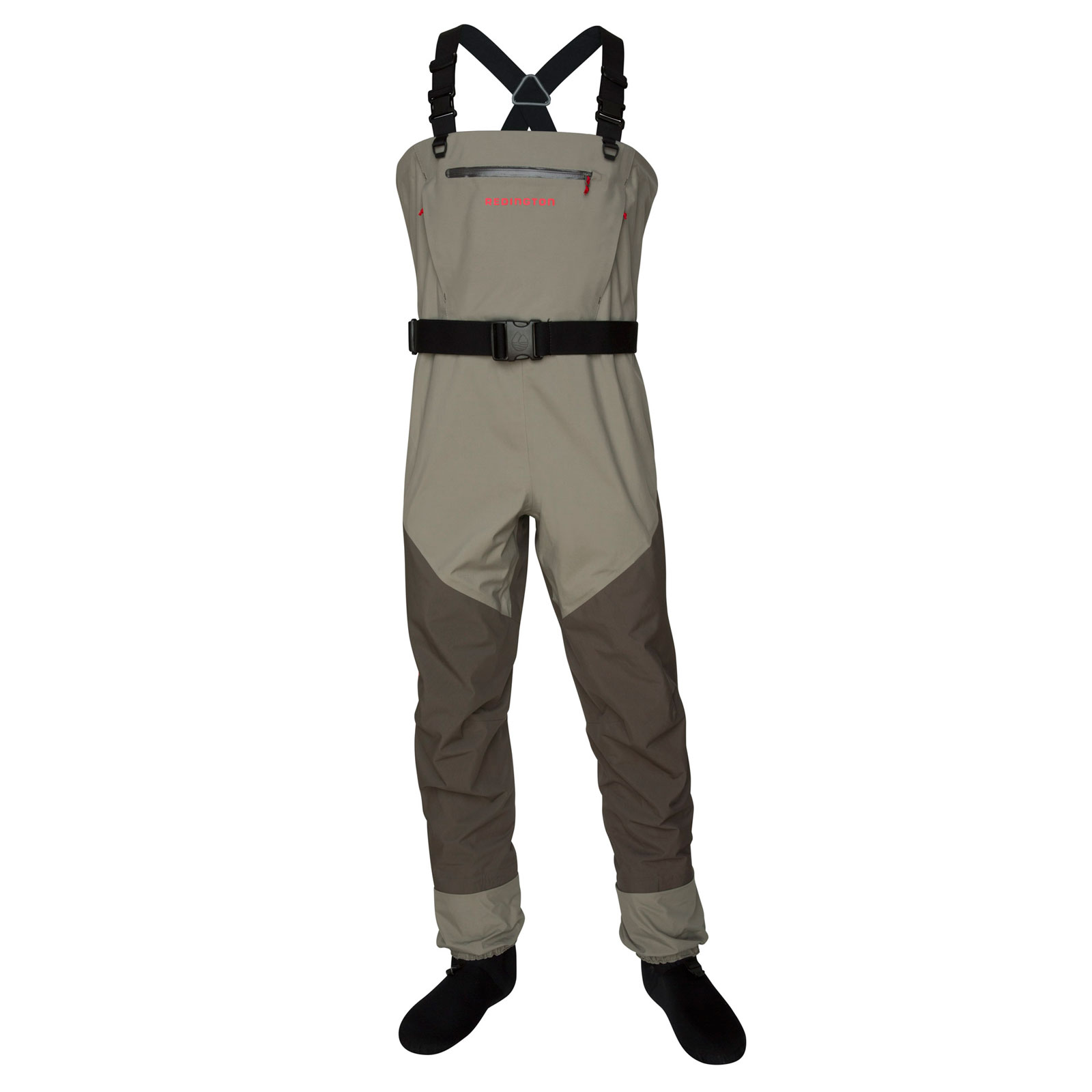 Redington Sonic-Pro Breathable Chest Waders Fly Fishing  ...