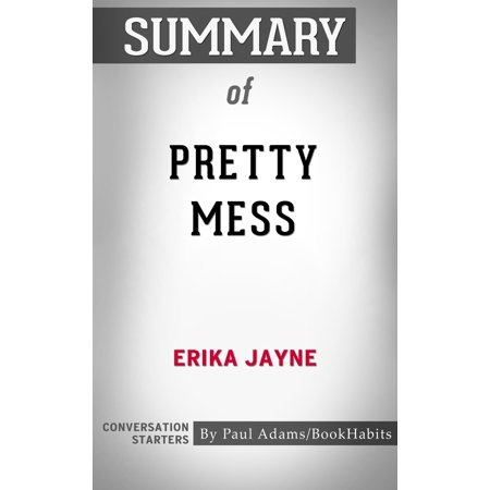 Pretty Masks For Halloween (Summary of Pretty Mess by Erika Jayne | Conversation Starters -)