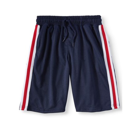 Big Boys' Pull On Short With Side Stripe