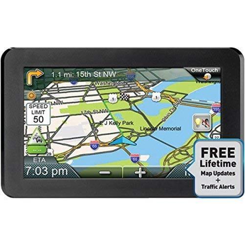 "Magellan GPS Navigator 7.0"" Touch Screen RoadMate 9616T-LM by Magellan"