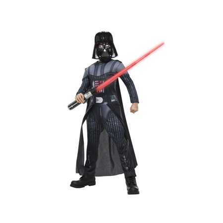 Rubies Star Wars Darth Vader Boys Halloween Costume