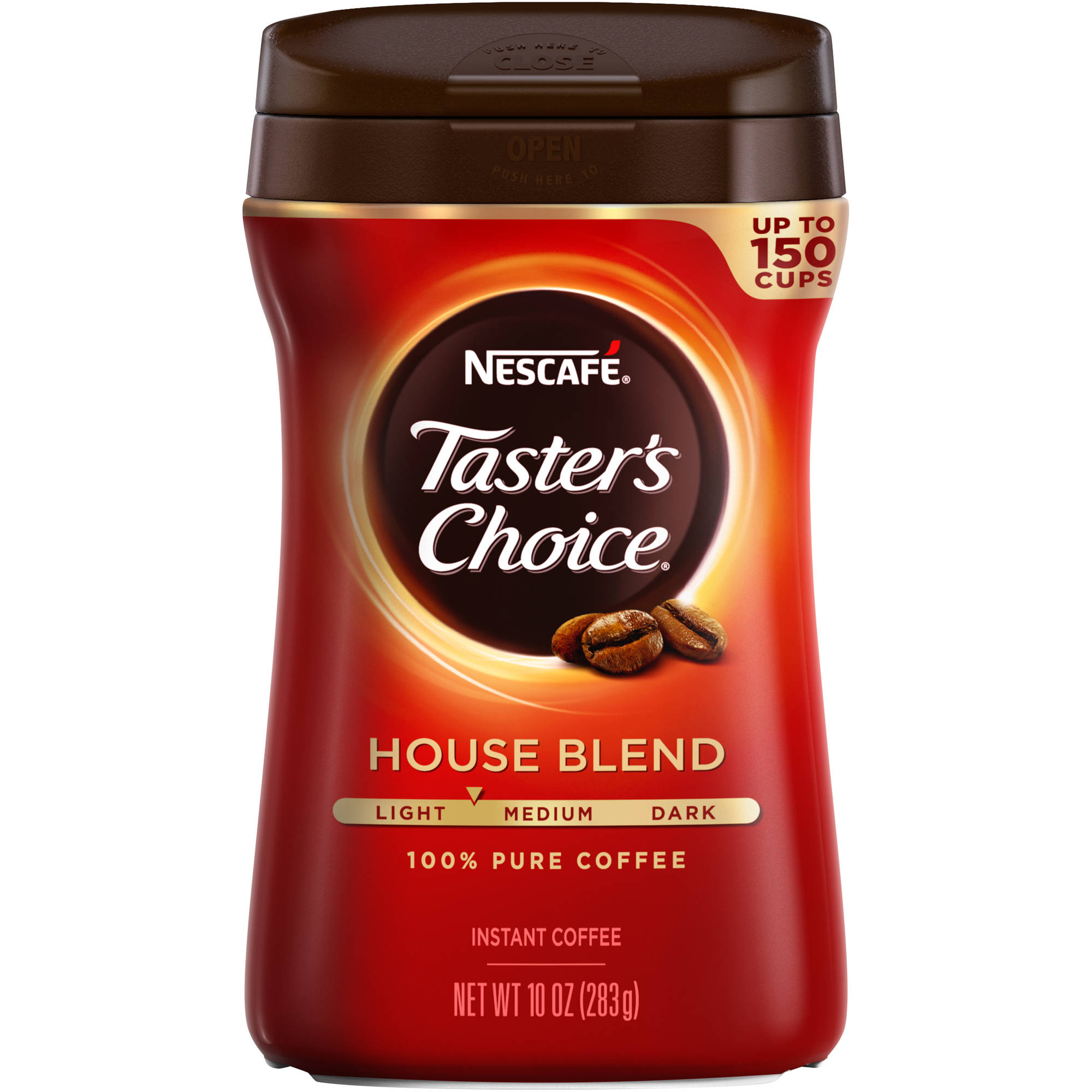 Nescafe Taster's Choice House Blend Instant Coffee, 10 oz