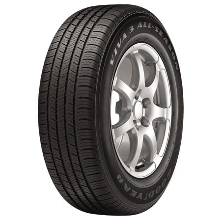 Goodyear Viva 3 All-Season Tire 215/60R16 95T SL, Passenger Car Tire