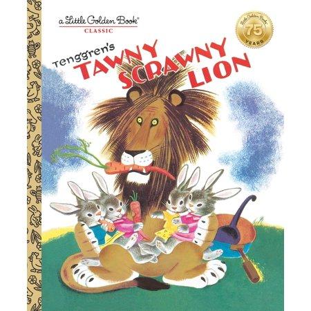 (Tawny Scrawny Lion)