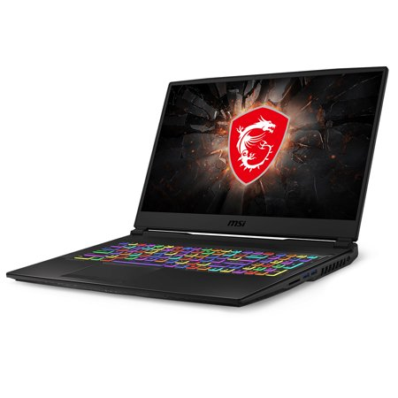 "MSI GL63 Gaming Laptop VR Ready, Intel i7-9750H, GTX 1660 Ti, 15.6"" FHD IPS-Level, 8GB RAM, 512GB NVMe SSD+1TB HDD, 6-Core up to 4.50 GHz, RGB, HDMI/mDP, Killer LAN, Win 10"