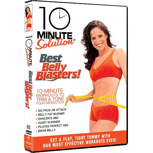 10 Minute Solution: Best Belly Blasters (Full Frame)