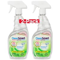 CleanSmart 23 oz Nursery & High Chair Cleaner,2-pack
