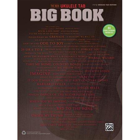 The New Ukulele Tab Big Book (Paperback)