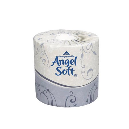 ANGEL SOFT Premium 2 Ply Bath Tissue   450 Sheets per Roll   20 Rolls. ANGEL SOFT Premium 2 Ply Bath Tissue   450 Sheets per Roll   20