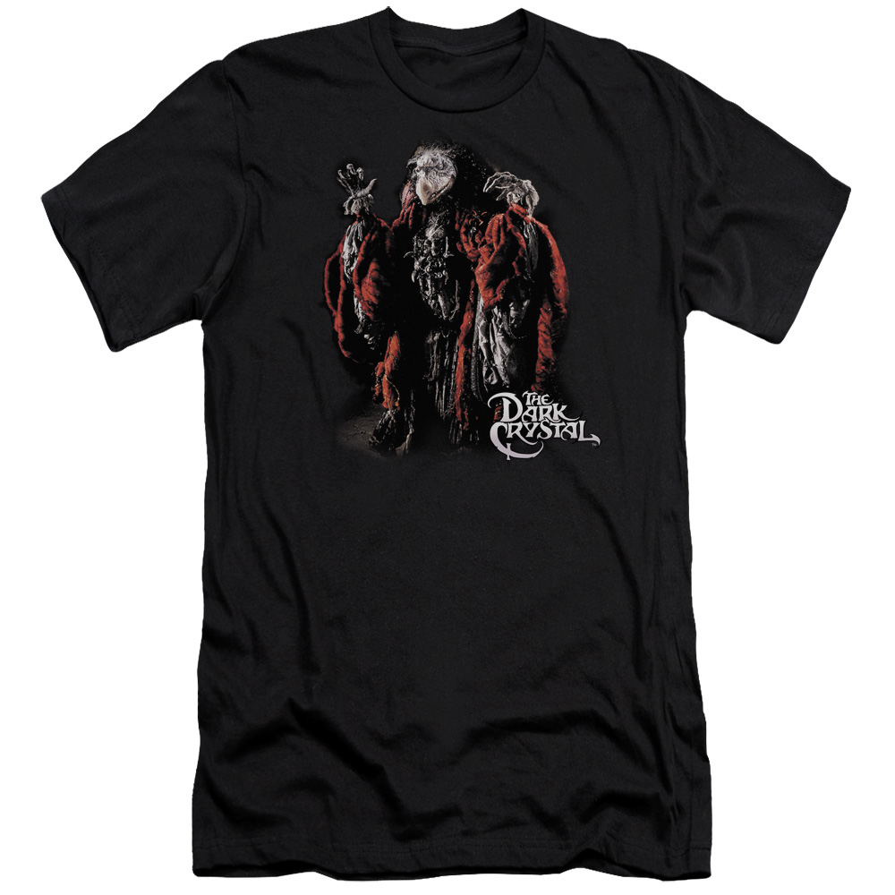 Dark Crystal Skeksis Mens Slim Fit Shirt