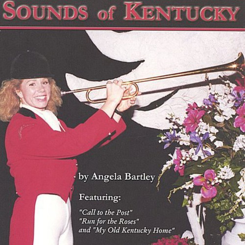 Angela Bartley Sounds of Kentucky [CD] by