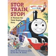 Stop Train Stop a Thomas the Tank engine (Board Book)