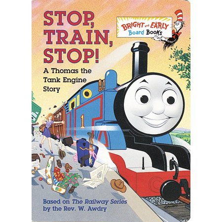 Tank Engine Circles (Stop Train Stop a Thomas the Tank engine (Board)