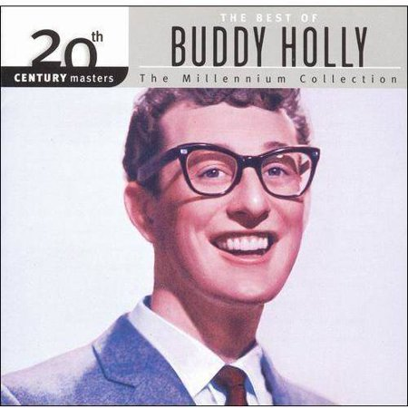 20Th Century Masters  The Millennium Collection   The Best Of Buddy Holly