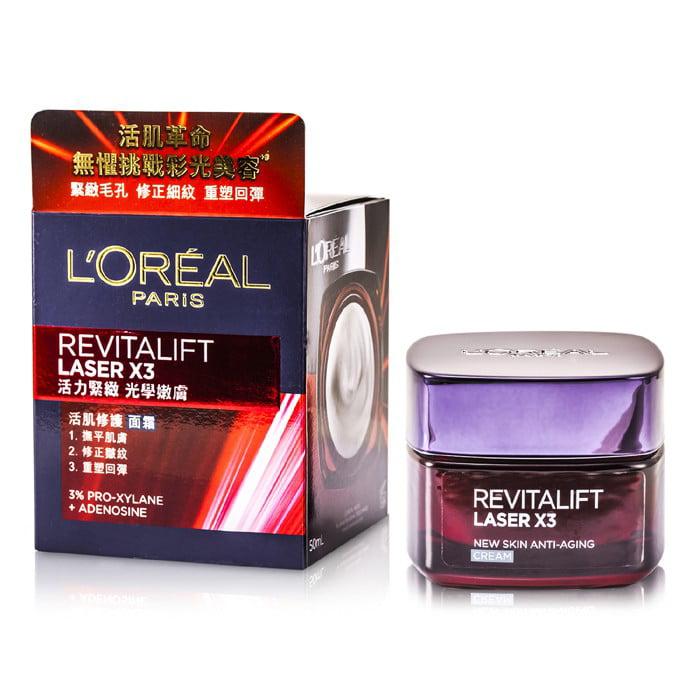 L'Oreal - Revitalift Laser X3 Anti Aging Cream -50ml/1.7oz