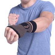 CFR Wrist Support - Ideal For Arthritis, Joint Pain, Tendonitis, Sprains, Hand Instability, Sports - Multi Zone Compression Sleeve - Airflow