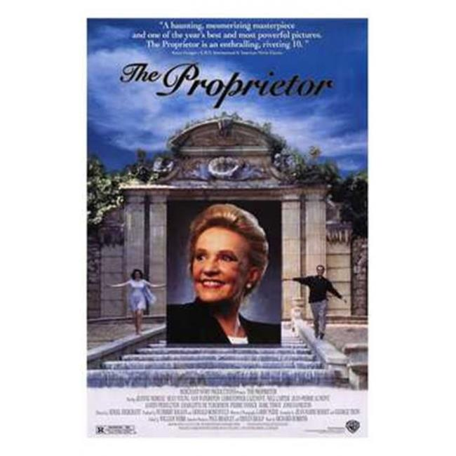 Posterazzi MOVAF3407 The Proprietor Movie Poster - 27 x 40 in. - image 1 of 1