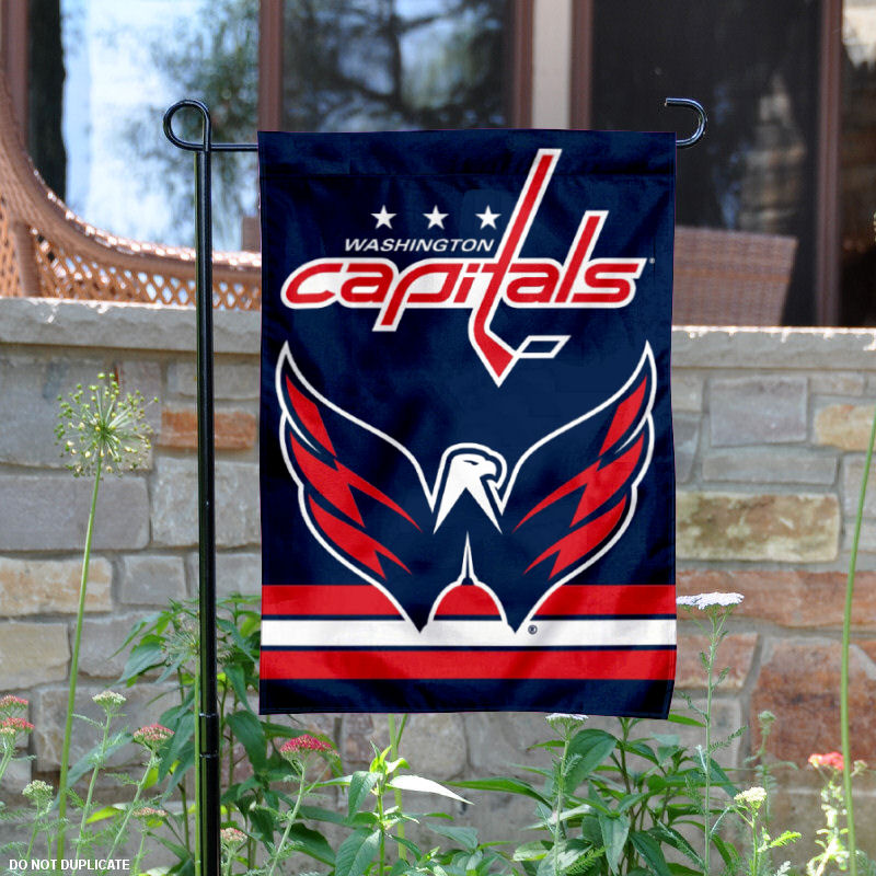 "Washington Capitals 12.5"" x 18"" NHL Garden Flag"