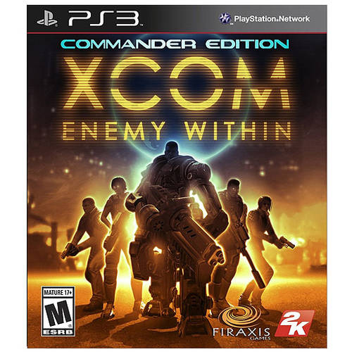 XCOM: Enemy Within (PS3) - Pre-Owned