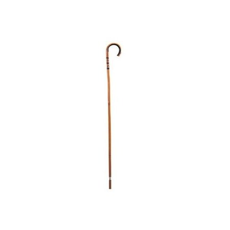 Halloween Ideas Easy (Men's Bamboo Grandpa Costume Cane Beige 36