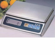 Portion Control Scale, 5 x 0.002 lbs - CAS - PW2-5