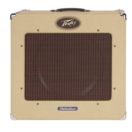 peavey delta blues 115 combo amp electric guitar 30w 15 speaker amplifier factory certified. Black Bedroom Furniture Sets. Home Design Ideas