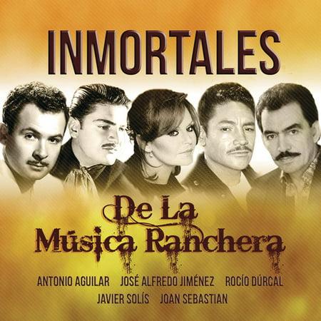 Inmortales De La Musica Ranchera - Musicas Sinistras De Halloween