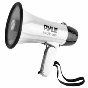 Pyle PMP33SL Compact & Portable Megaphone Speaker with Siren Alarm Mode