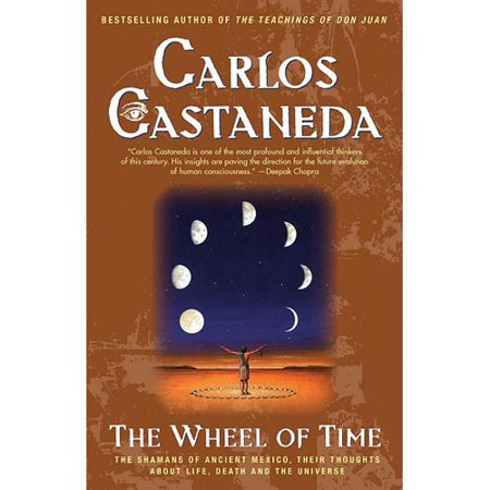 The Wheel of Time: The Shamans of Ancient Mexico, Their Thoughts About Life, Death and the Universe Originally drawn to Yaqui Indian spiritual leader don Juan Matus for his knowledge of mind-altering plants, bestselling author Carlos Castaneda soon immersed himself in the sorcerer's magical world entirely. Ten years after his first encounter with the shaman, Castaneda examines his field notes and comes to understand what don Juan knew all along-that these plants are merely a means to understanding the alternative realities that one cannot fully embrace on one's own. In  Journey to Ixtlan,  Carlos Castaneda introduces readers to this new approach for the first time and explores, as he comes to experience it himself, his own final voyage into the teachings of don Juan, sharing with us what it is like to truly  stop the world  and perceive reality on his own terms.