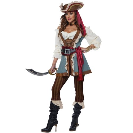 Jewel of The Sea Adult Costume](Optic Jewel Halloween)