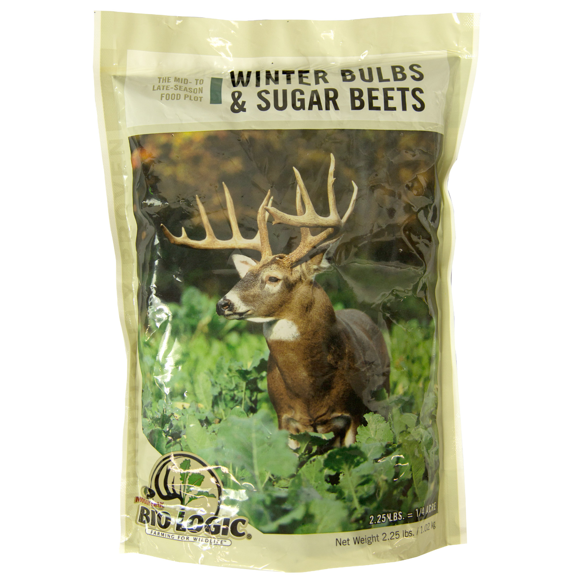 Mossy Oak BioLogic Winter Bulbs Late Season Food Plot Seed for Deer