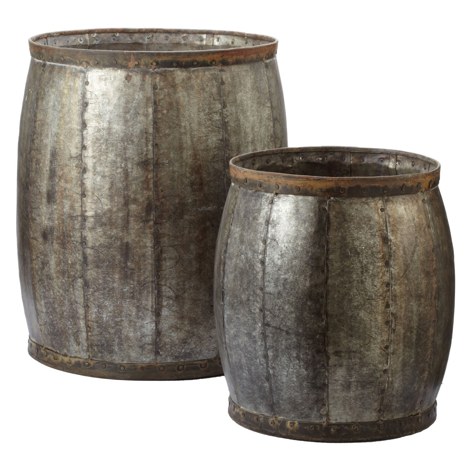 Dimond Home Fortress End Table Set of 2 by Dimond Home