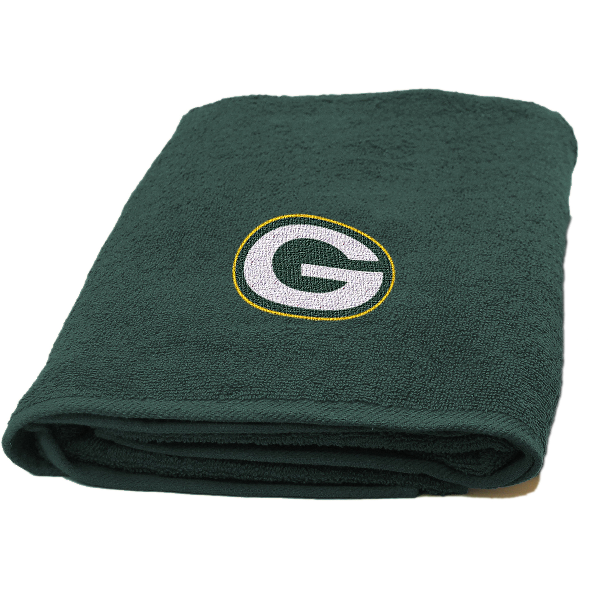 NFL Green Bay Packers Decorative Bath Collection Bath Towel